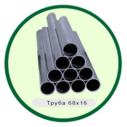 Труба 68х16